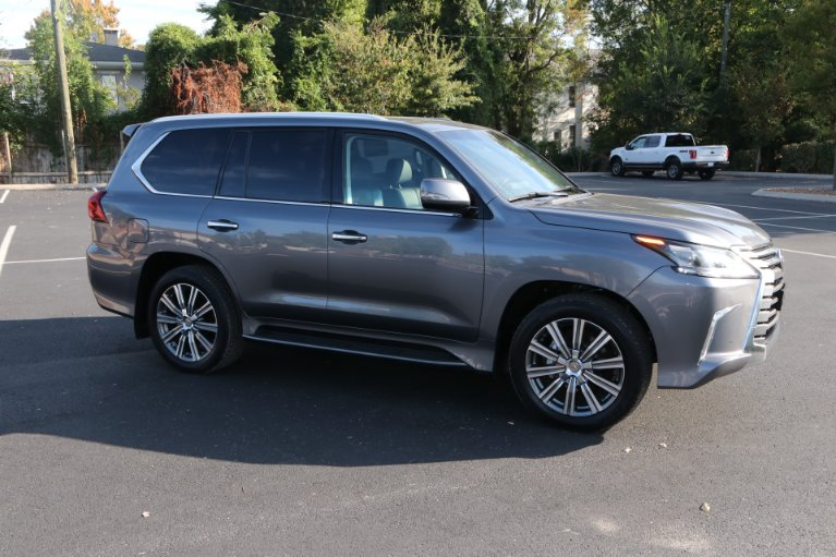 Used 2017 Lexus LX 570 for sale Sold at Auto Collection in Murfreesboro TN 37130 1