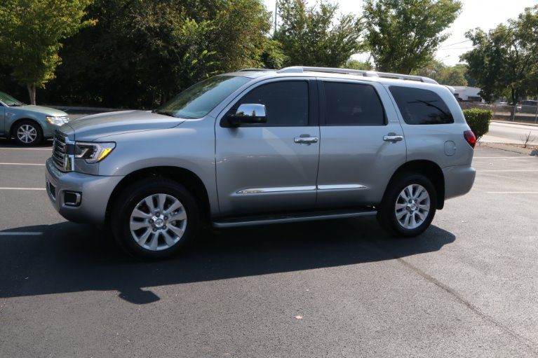 Used 2018 Toyota Sequoia Platinum for sale Sold at Auto Collection in Murfreesboro TN 37130 2