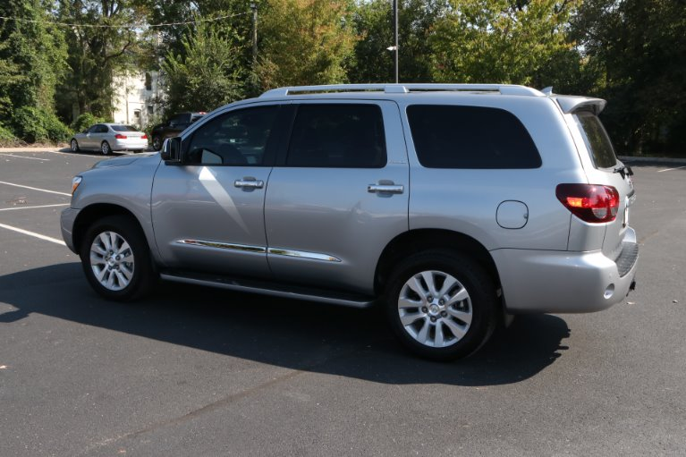 Used 2018 Toyota Sequoia Platinum for sale Sold at Auto Collection in Murfreesboro TN 37130 4