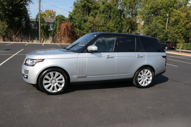 Used 2017 Land Rover Range Rover Supercharged for sale Sold at Auto Collection in Murfreesboro TN 37129 2