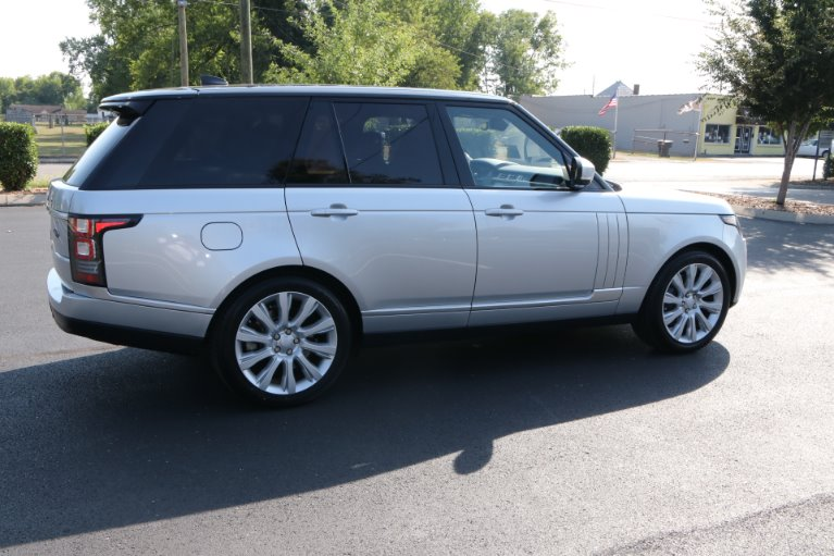 Used 2017 Land Rover Range Rover Supercharged for sale Sold at Auto Collection in Murfreesboro TN 37129 3