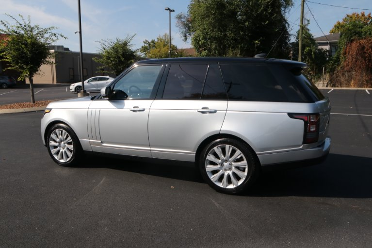 Used 2017 Land Rover Range Rover Supercharged for sale Sold at Auto Collection in Murfreesboro TN 37129 4