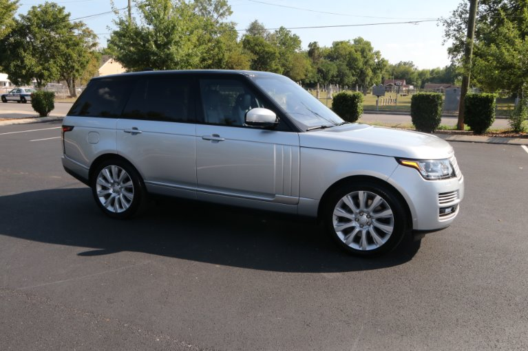 Used 2017 Land Rover Range Rover Supercharged for sale Sold at Auto Collection in Murfreesboro TN 37129 1