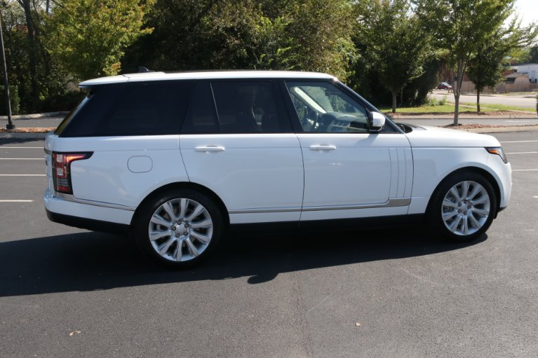 Used 2016 Land Rover Range Rover Supercharged for sale Sold at Auto Collection in Murfreesboro TN 37130 3