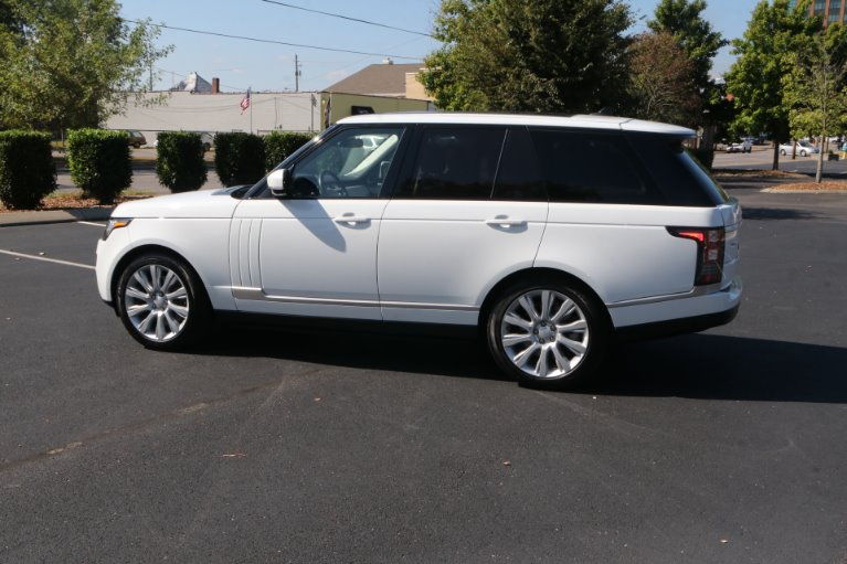 Used 2016 Land Rover Range Rover Supercharged for sale Sold at Auto Collection in Murfreesboro TN 37130 4