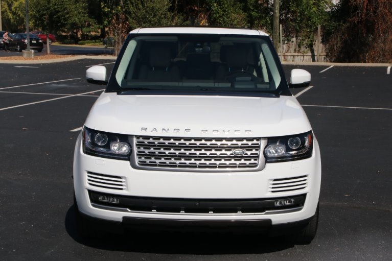 Used 2016 Land Rover Range Rover Supercharged for sale Sold at Auto Collection in Murfreesboro TN 37130 5