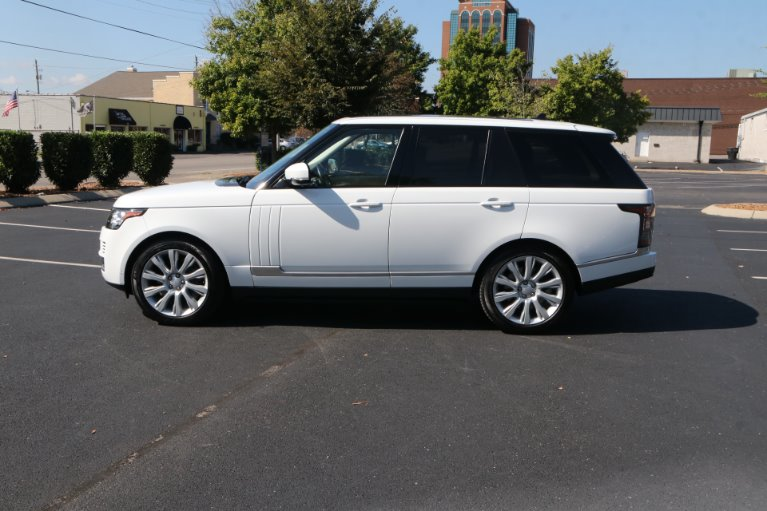Used 2016 Land Rover Range Rover Supercharged for sale Sold at Auto Collection in Murfreesboro TN 37130 7