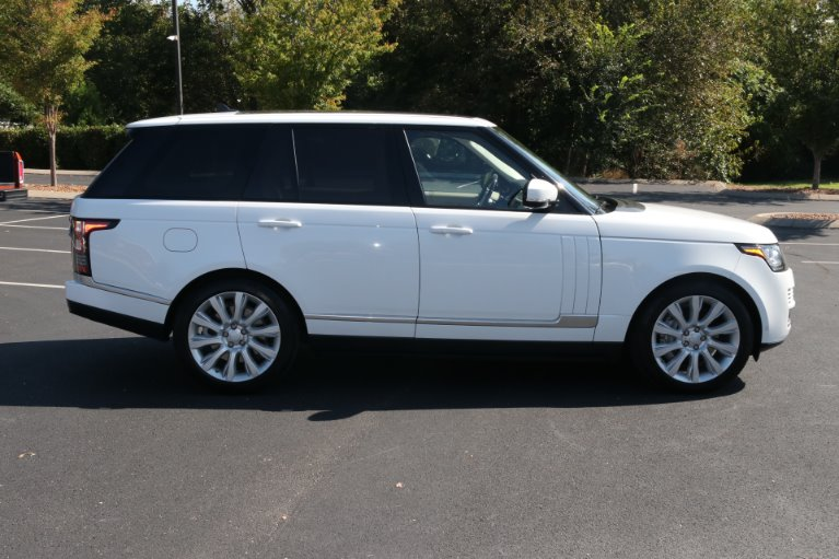 Used 2016 Land Rover Range Rover Supercharged for sale Sold at Auto Collection in Murfreesboro TN 37130 8