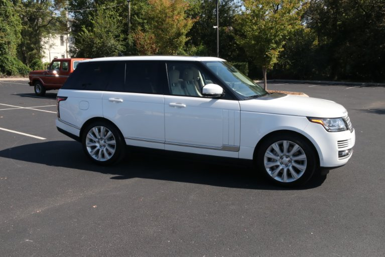 Used 2016 Land Rover Range Rover Supercharged for sale Sold at Auto Collection in Murfreesboro TN 37130 1