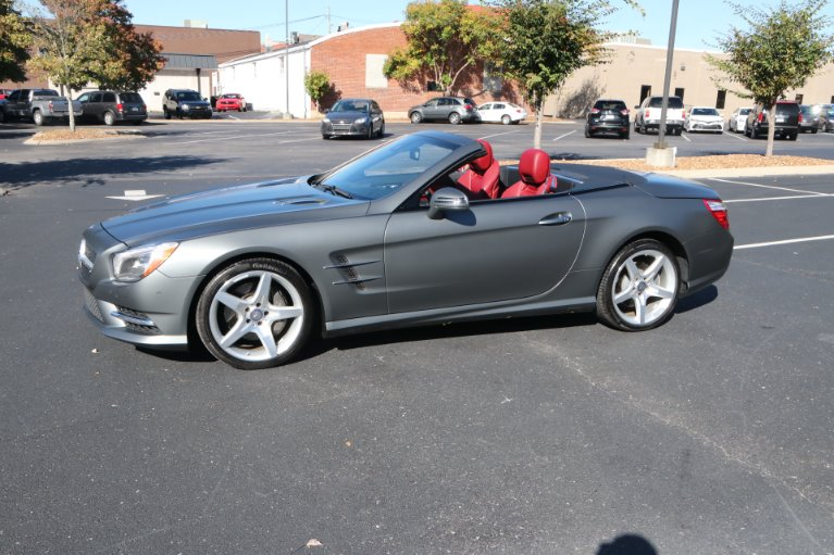 Used 2016 Mercedes-Benz SL-Class SL 400 for sale Sold at Auto Collection in Murfreesboro TN 37130 2