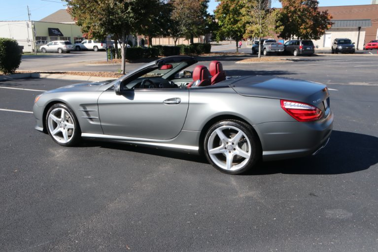 Used 2016 Mercedes-Benz SL-Class SL 400 for sale Sold at Auto Collection in Murfreesboro TN 37130 4