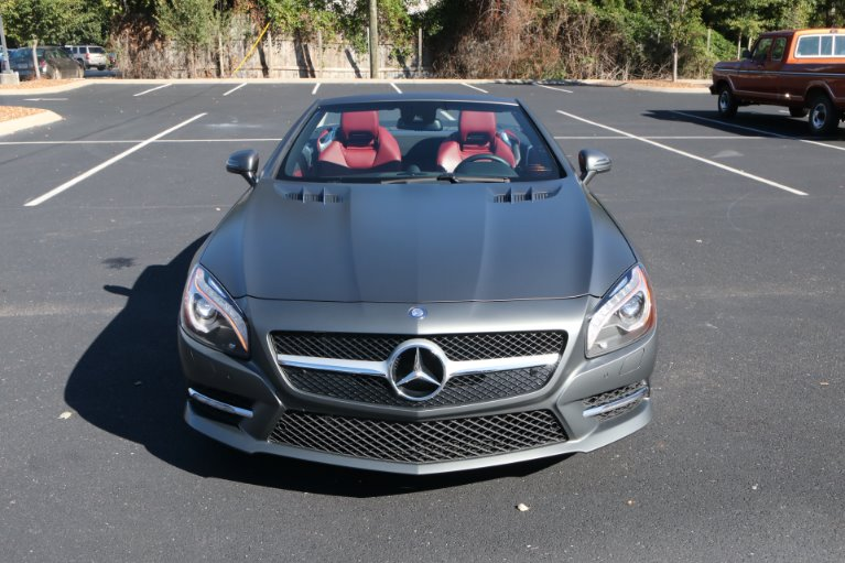 Used 2016 Mercedes-Benz SL-Class SL 400 for sale Sold at Auto Collection in Murfreesboro TN 37130 5