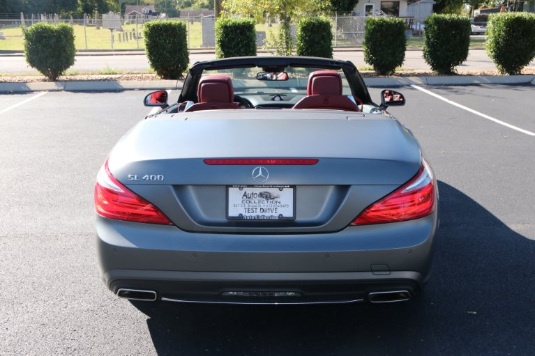 Used 2016 Mercedes-Benz SL-Class SL 400 for sale Sold at Auto Collection in Murfreesboro TN 37130 6