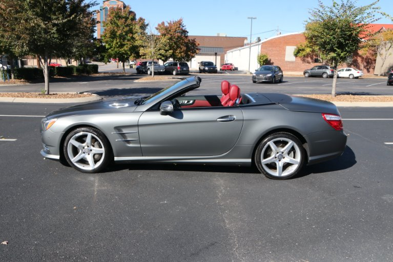 Used 2016 Mercedes-Benz SL-Class SL 400 for sale Sold at Auto Collection in Murfreesboro TN 37130 7