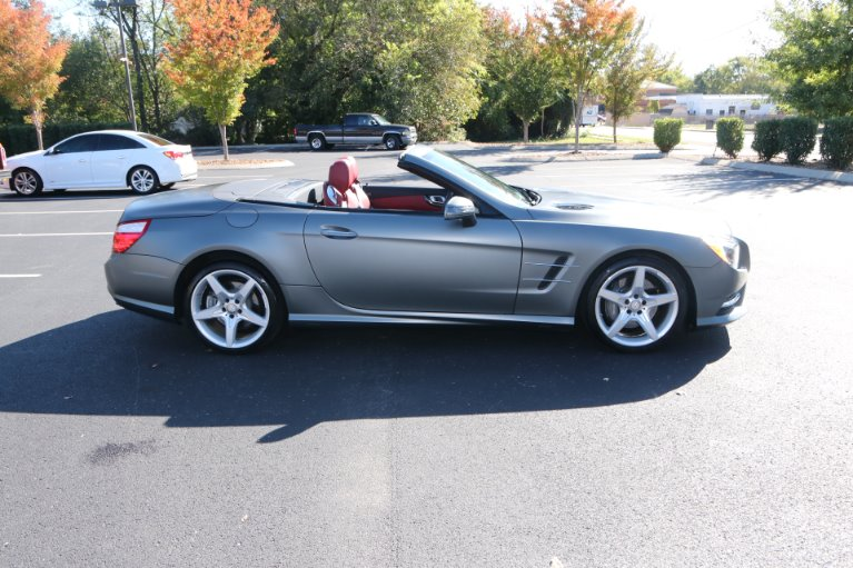 Used 2016 Mercedes-Benz SL-Class SL 400 for sale Sold at Auto Collection in Murfreesboro TN 37130 8