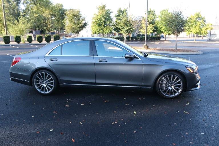 Used 2019 Mercedes-Benz S-Class S 450 for sale Sold at Auto Collection in Murfreesboro TN 37130 8