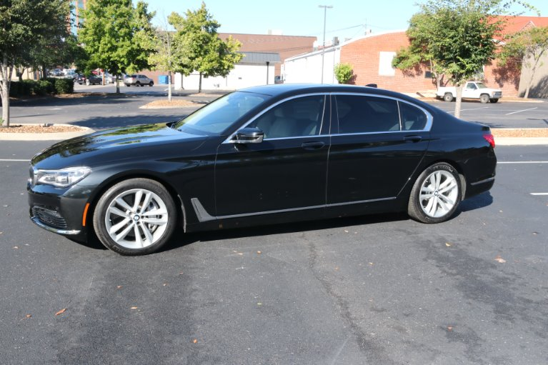 Used 2018 BMW 750I RWD W/NAV 750i for sale Sold at Auto Collection in Murfreesboro TN 37130 2