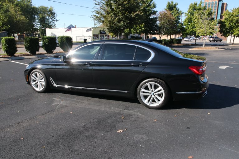 Used 2018 BMW 750I RWD W/NAV 750i for sale Sold at Auto Collection in Murfreesboro TN 37130 4
