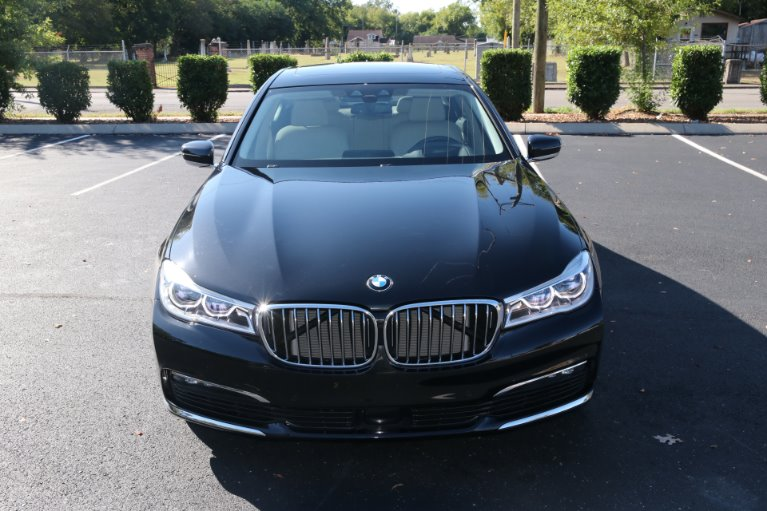 Used 2018 BMW 750I RWD W/NAV 750i for sale Sold at Auto Collection in Murfreesboro TN 37130 5