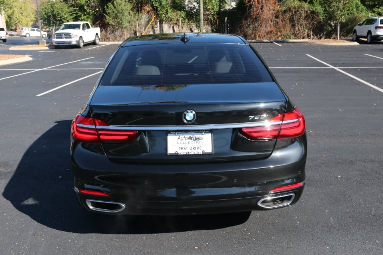 Used 2018 BMW 750I RWD W/NAV 750i for sale Sold at Auto Collection in Murfreesboro TN 37130 6