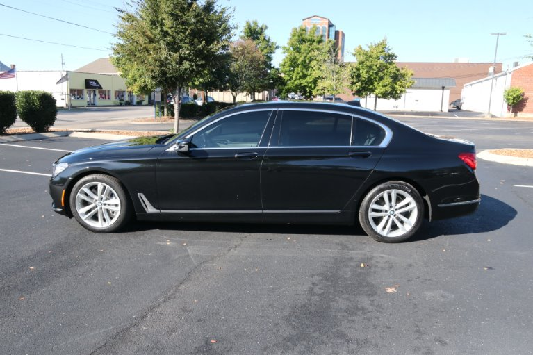 Used 2018 BMW 750I RWD W/NAV 750i for sale Sold at Auto Collection in Murfreesboro TN 37130 7