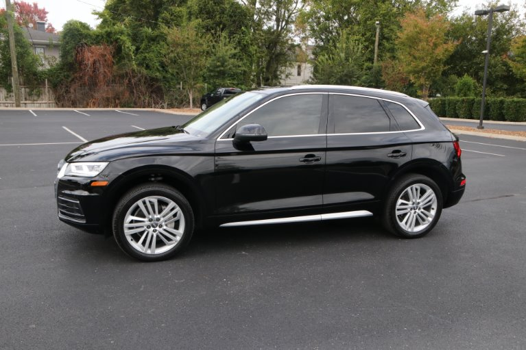 Used 2018 Audi Q5 2.0T quattro Premium Plus for sale Sold at Auto Collection in Murfreesboro TN 37130 2