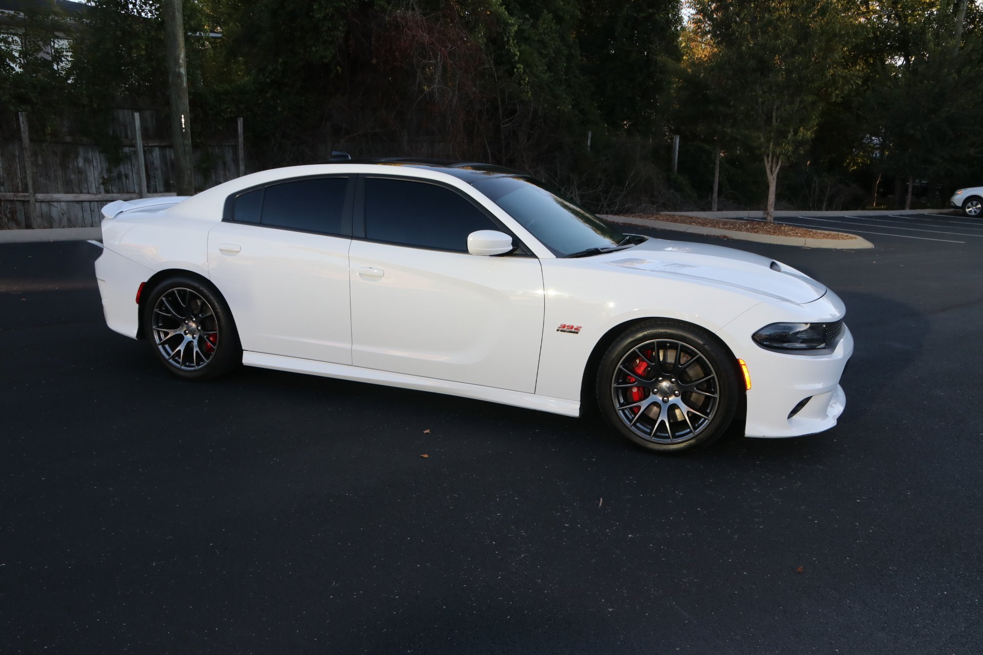 Used 2015 Dodge Charger SRT 392 for sale Sold at Auto Collection in Murfreesboro TN 37130 1