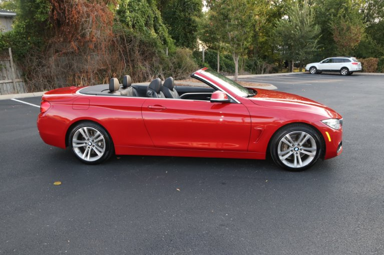 Used 2016 BMW 4 Series 435i for sale Sold at Auto Collection in Murfreesboro TN 37130 8