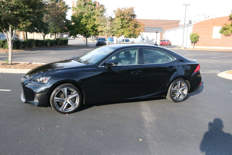 Used 2017 Lexus IS 200t RWD W/NAV for sale Sold at Auto Collection in Murfreesboro TN 37130 2