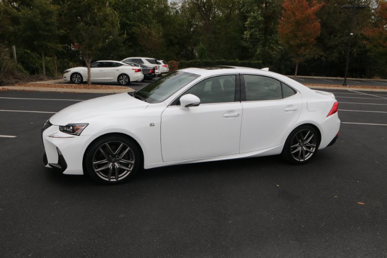Used 2017 Lexus IS 300 AWD W/NAV for sale Sold at Auto Collection in Murfreesboro TN 37130 2