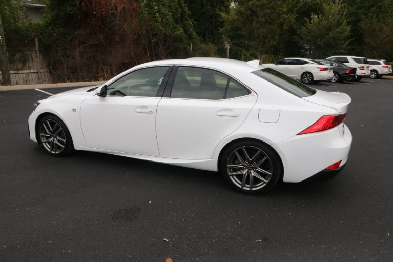 Used 2017 Lexus IS 300 AWD W/NAV for sale Sold at Auto Collection in Murfreesboro TN 37130 4