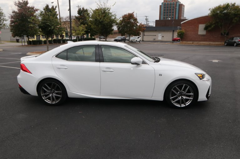 Used 2017 Lexus IS 300 AWD W/NAV for sale Sold at Auto Collection in Murfreesboro TN 37130 8