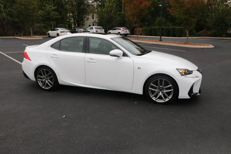 Used 2017 Lexus IS 300 AWD W/NAV for sale Sold at Auto Collection in Murfreesboro TN 37130 1