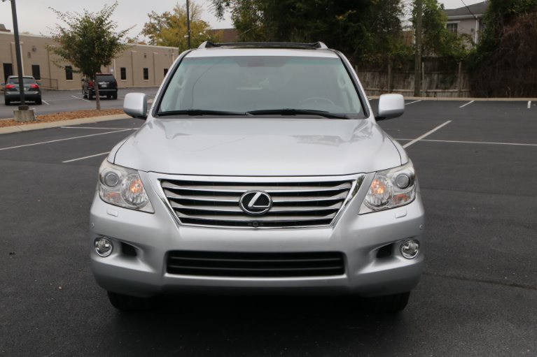 Used 2009 Lexus LX 570 for sale Sold at Auto Collection in Murfreesboro TN 37130 5