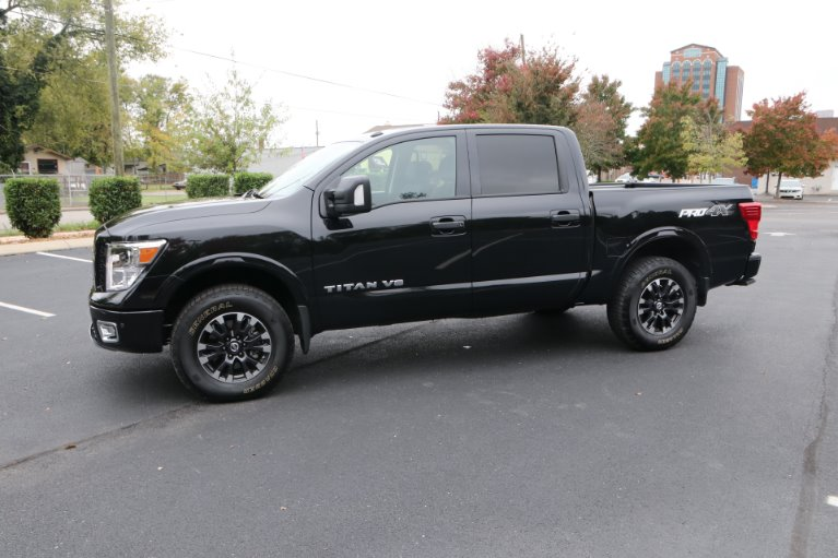 Used 2018 Nissan Titan PRO-4X for sale Sold at Auto Collection in Murfreesboro TN 37130 2