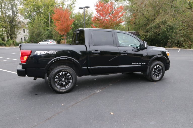 Used 2018 Nissan Titan PRO-4X for sale Sold at Auto Collection in Murfreesboro TN 37130 3
