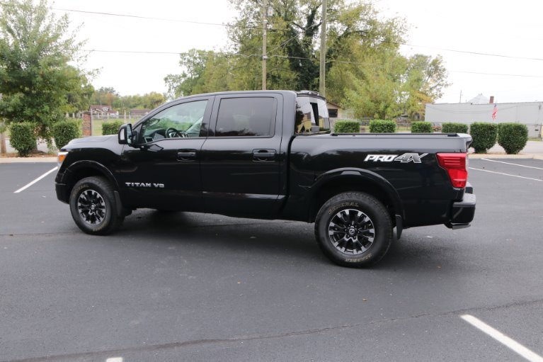 Used 2018 Nissan Titan PRO-4X for sale Sold at Auto Collection in Murfreesboro TN 37130 4