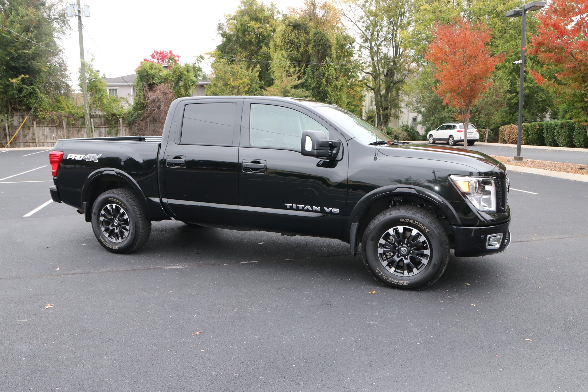 Used 2018 Nissan Titan PRO-4X for sale Sold at Auto Collection in Murfreesboro TN 37130 1