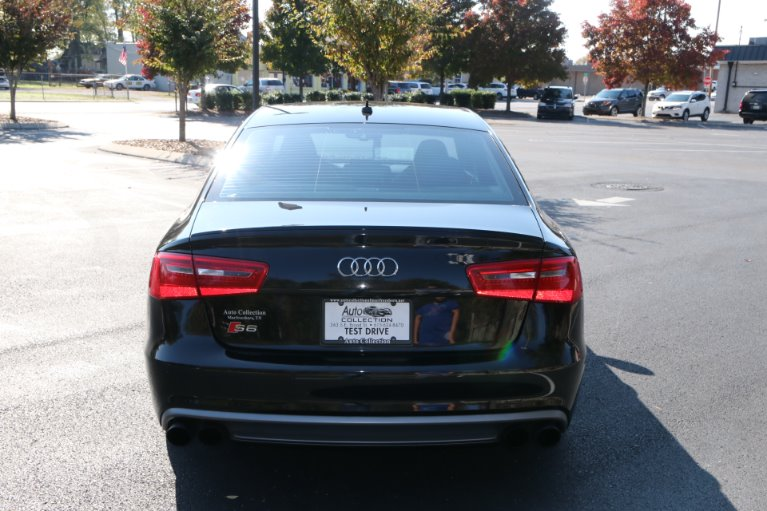 Used 2014 Audi S6 4.0T quattro for sale Sold at Auto Collection in Murfreesboro TN 37130 6