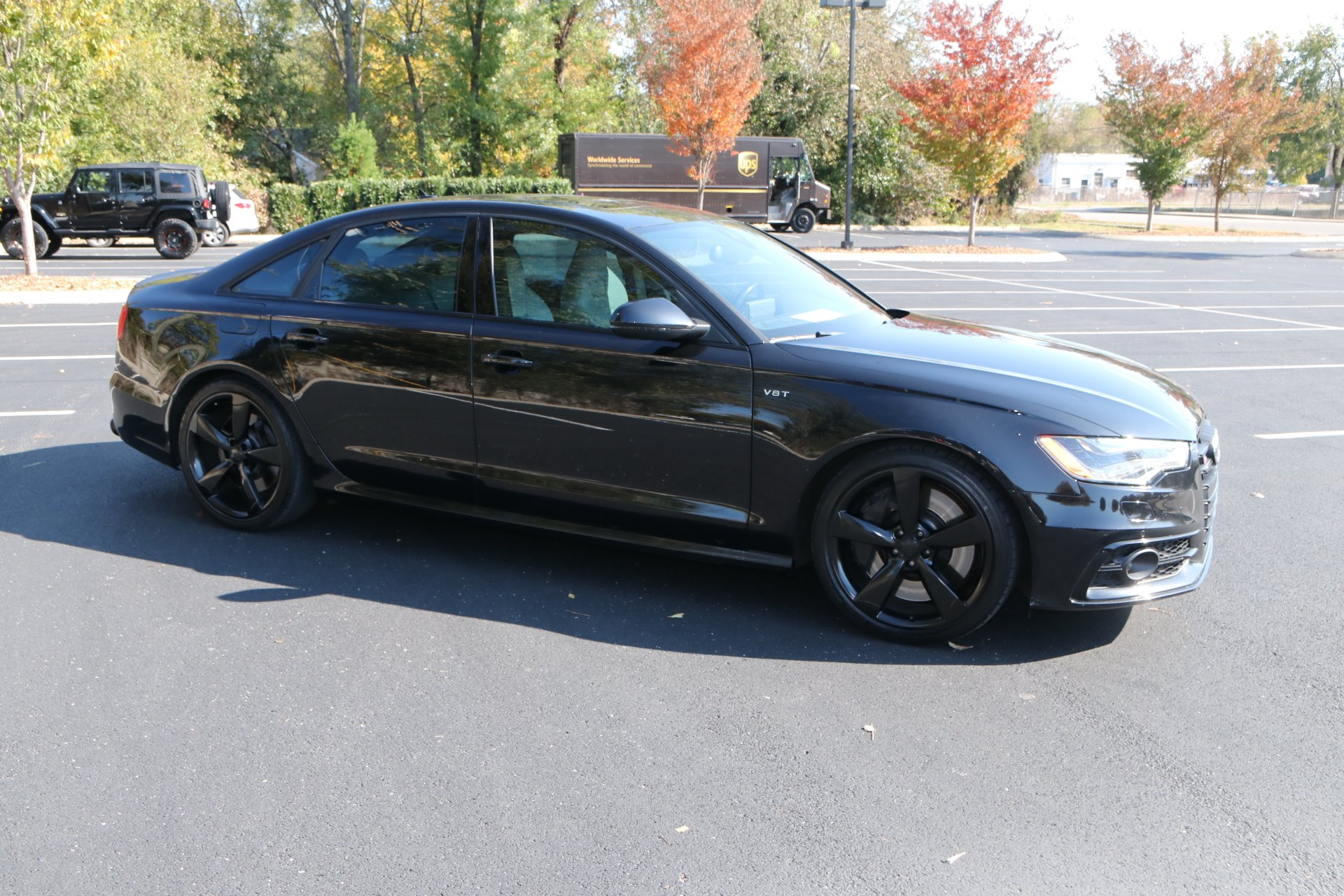 Used 2014 Audi S6 4.0T quattro for sale Sold at Auto Collection in Murfreesboro TN 37130 1