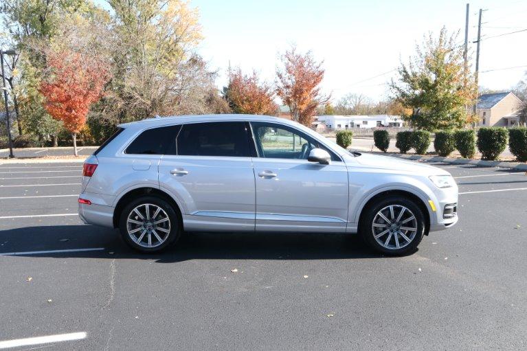 Used 2018 Audi Q7 PREMIUM PLUS QUATTRO AWD W/NAV 3.0T quattro Premium Plus for sale Sold at Auto Collection in Murfreesboro TN 37130 8