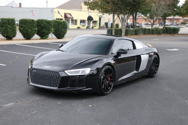 Used 2017 Audi R8 V10 QUATTRO S TRONIC AWD W/NAV AWD  for sale Sold at Auto Collection in Murfreesboro TN 37130 2