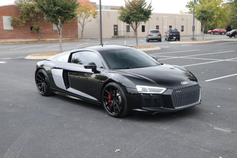 Used 2017 Audi R8 V10 QUATTRO S TRONIC AWD W/NAV AWD  for sale Sold at Auto Collection in Murfreesboro TN 37130 1