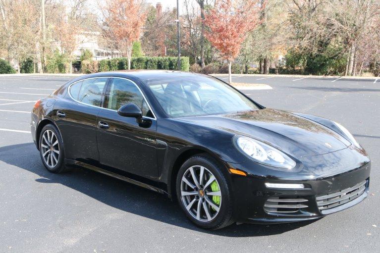 Used 2016 Porsche PANAMERA S E-HYBRID RWD W/NAV W/PREMIUM PKG PLUS S E-Hybrid for sale Sold at Auto Collection in Murfreesboro TN 37130 1