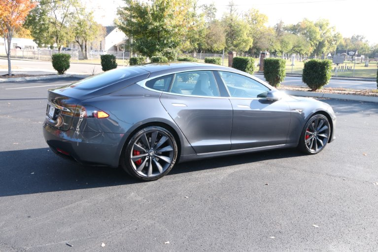 Used 2016 Tesla Model S P90D for sale Sold at Auto Collection in Murfreesboro TN 37130 3