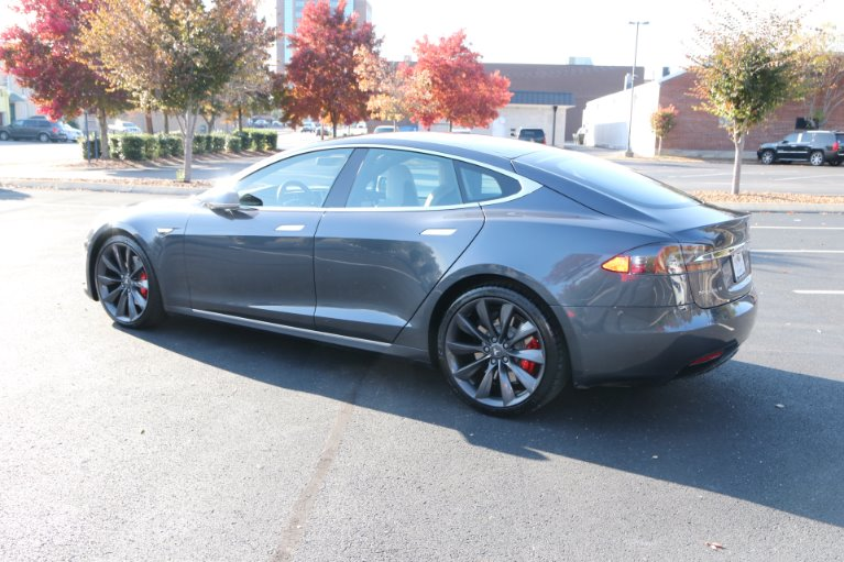 Used 2016 Tesla Model S P90D for sale Sold at Auto Collection in Murfreesboro TN 37130 4