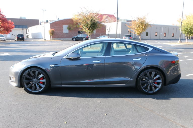 Used 2016 Tesla Model S P90D for sale Sold at Auto Collection in Murfreesboro TN 37130 7