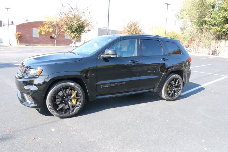 Used 2018 Jeep Grand Cherokee Trackhawk for sale Sold at Auto Collection in Murfreesboro TN 37130 2