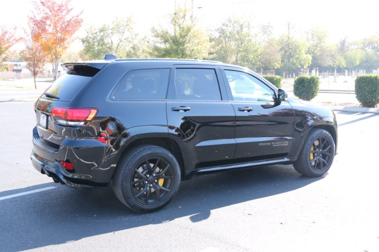 Used 2018 Jeep Grand Cherokee Trackhawk for sale Sold at Auto Collection in Murfreesboro TN 37130 3