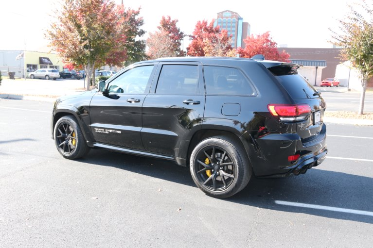 Used 2018 Jeep Grand Cherokee Trackhawk for sale Sold at Auto Collection in Murfreesboro TN 37130 4